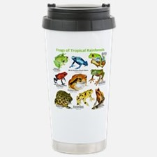 Frogs of the Tropical Rainforests Travel Mug