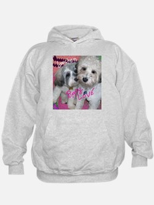 Lowchen Puppy Love - Hoodie