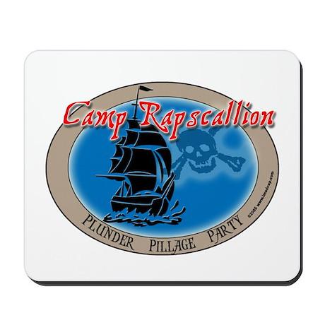Camp Rapscallion Mousepad