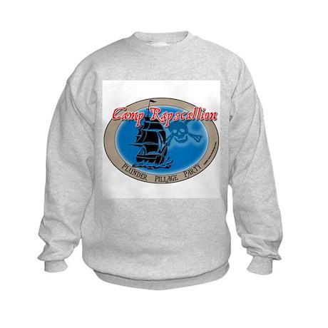 Camp Rapscallion Kids Sweatshirt