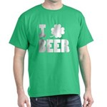 I Love Beer Green