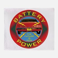 Battery Power Throw Blanket