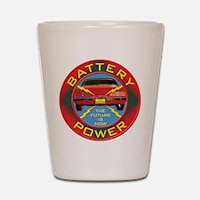 Battery Power Shot Glass