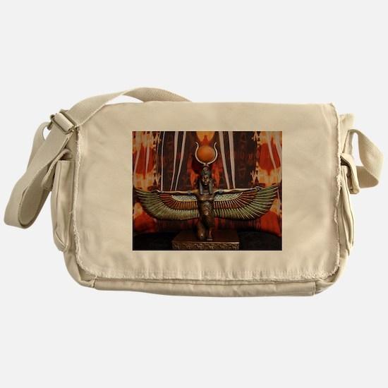 Unique Isis Messenger Bag