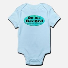 Off the Record Infant Bodysuit
