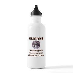 Human Error Water Bottle