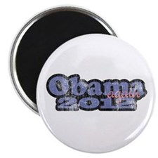 Obama Again 2012 Magnet
