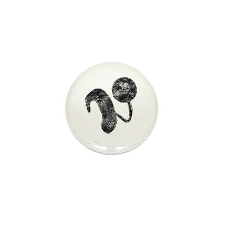 Cochlear Implant Mini Button (100 pack)