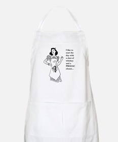 Start My Day BBQ Apron