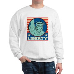 Retro Liberty Sweatshirt