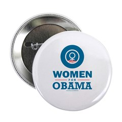 "Women for Obama 2.25"" Button (100 pack)"