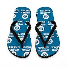 Women for Obama Flip Flops