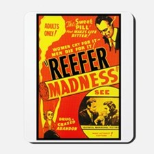 Reefer Madness Mousepad