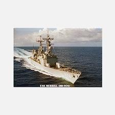 USS MERRILL Rectangle Magnet
