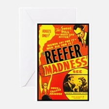 Reefer Greeting Cards (Pk of 10)