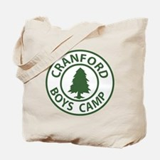 Cranford Boys Camp Tote Bag