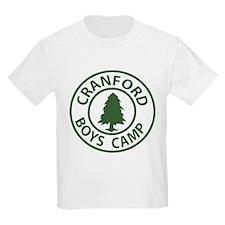 Cranford Boys Camp T-Shirt