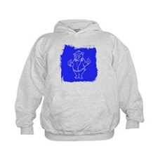 Cool Cartoon Pig Hoodie