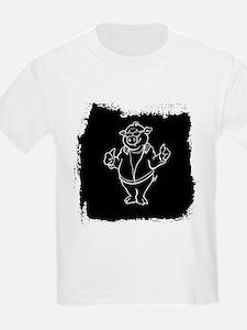 Cool Cartoon Pig T-Shirt
