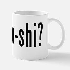 GOT POO-SHI Mug