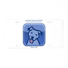 dogsocial Aluminum License Plate
