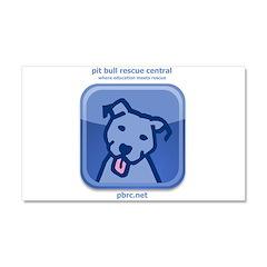 dogsocial Car Magnet 20 x 12