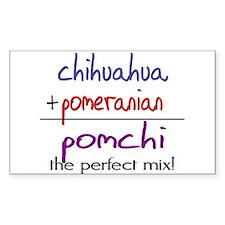 Pomchi PERFECT MIX Decal