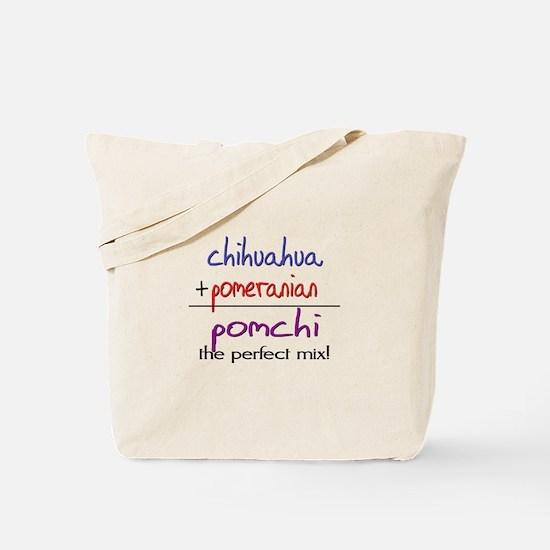 Pomchi PERFECT MIX Tote Bag