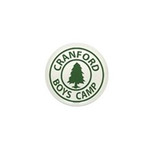 Cranford Boys Camp Mini Button