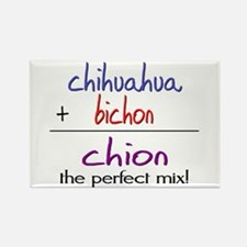 Chion PERFECT MIX Rectangle Magnet