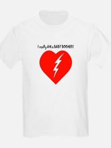 Baby Boomer Kids T-Shirt