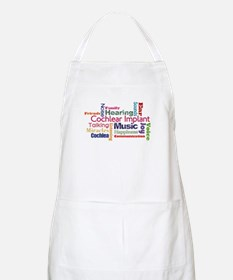 Words Apron