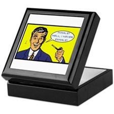 Unique Law enforcement government employees Keepsake Box