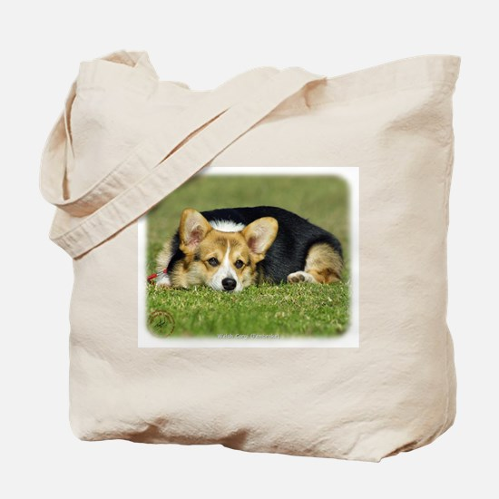 Welsh Corgi Pembroke 9M72D-05 Tote Bag
