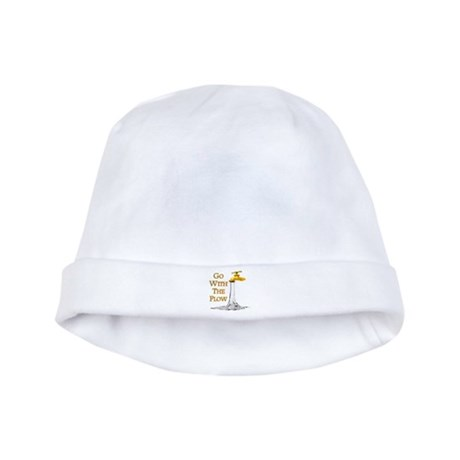 Go With The Flow Baby Hat