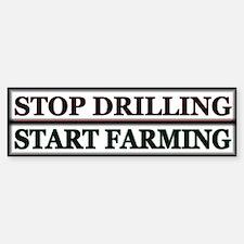 Hemp Farming - Bumper Bumper Sticker