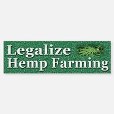 Legalize Hemp Farming