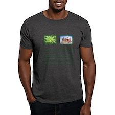 Cannabis Plant - T-Shirt