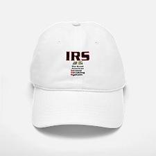 IRS - Income Revoking System Baseball Baseball Cap