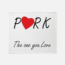 Cute Meat lovers Throw Blanket