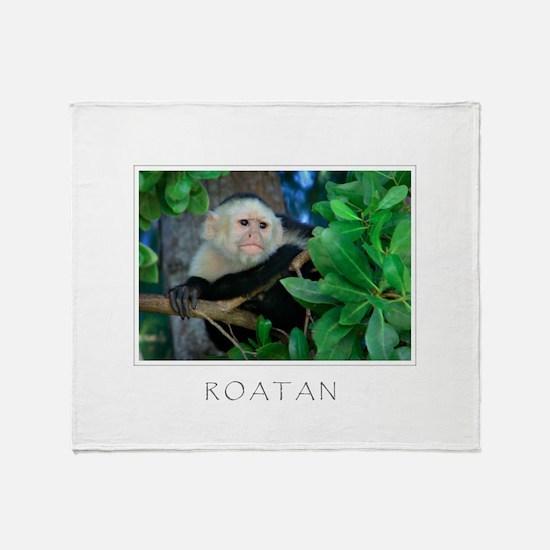 ROATAN Throw Blanket