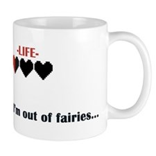 Out of Fairies Small Mug