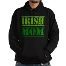 Irish Mom Grunge Hoodie
