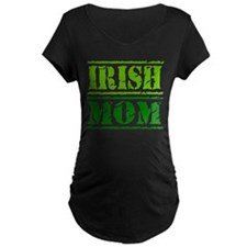 Irish Mom Grunge T-Shirt
