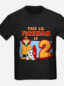 bd_fireman_2 T-Shirt