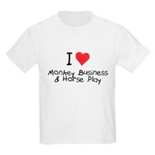 Monkey Business Horse Play T-Shirt