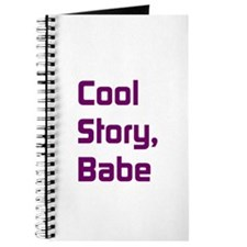 Cool Story, Babe Journal