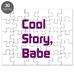 Cool Story, Babe Puzzle