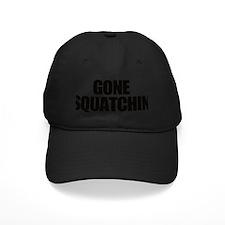 Gone Squatchin Baseball Hat