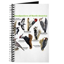 Woodpeckers of North America Journal
